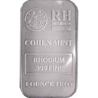 Rhodium 1 Ounce Extra Price Global 40%
