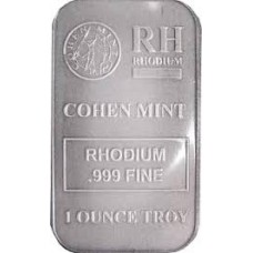 Rhodium 1 Kg Extra Price Global 40%